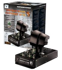 Thrustmaster   Hotas Warthog Dual Throttles and Control