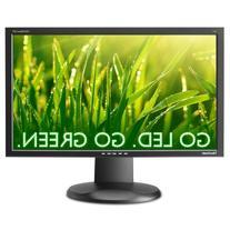 "ViewSonic VG2428WM-LED 24"" 1080p Ergonomic Monitor DVI, VGA"