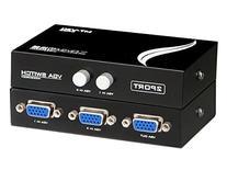 2 Port VGA Video Switch - 2 VGA Input 1 VGA Output - 2 Pc's