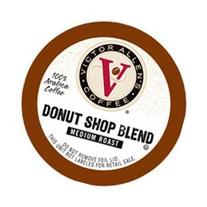 Victor Allen's coffee Donut Shop Blend Single Serve Cups For