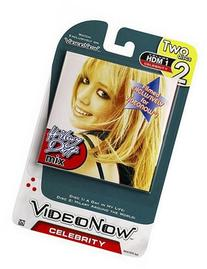 Videonow Personal Video Disc 2-Pack: Hilary Duff A Day In My