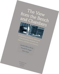 The View from the Bench and Chambers: Examining Judicial