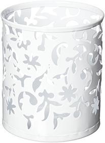 Design Ideas Vinea Pencil Cup, White