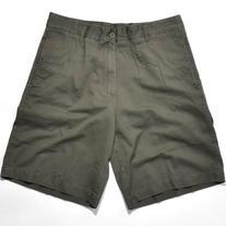 Rothco Vintage 5 Pocket Flat Front Shorts, Olive Drab, 34