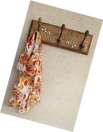 Wall Hooks Key Holder Coat Clothes Hangers Home Decor