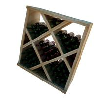 WCI Vintner Series Diamond Bin Wine Rack