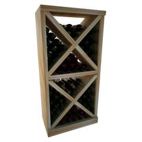 WCI Vintner Series Solid Diamond Cube Wine Rack With
