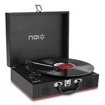 ION Audio Vinyl Transport   Retro-Styled Suitcase Turntable
