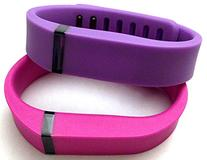 ! Small S 1pc Violet 1pc Purple / Pink Replacement Bands +