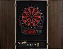 Viper Metropolitan Solid Wood Electronic Soft Tip Dartboard