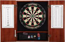 Viper Metropolitan Collection Steel Tip Dartboard Cabinet,