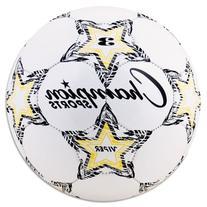 VIPER Soccer Ball  Size 5  White