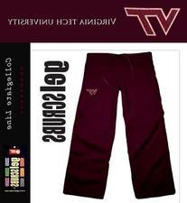 Virginia Tech Hokies Scrub Style Pant from GelScrubs