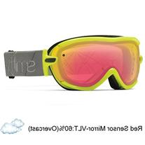 Smith Virtue Goggle - Women's Acid Prism/Red Sensor, One