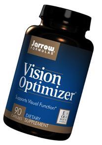 Jarrow Vision Optimizer with Lutein, Zeaxanthin, Black