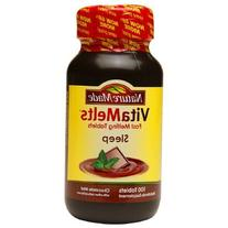 Nature Made VitaMelts Sleep Melatonin 3mg, Tablets,