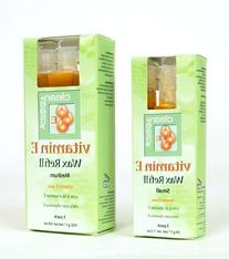 C+E Vitamin E Wax Refills, Medium  Vitamin E