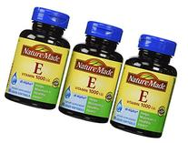 Nature Made Vitamin E 1000IU Softgels, 60 Count