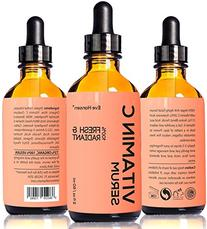 Eve Hansen Vitamin C Facial Serum  | Face Serum with Natural