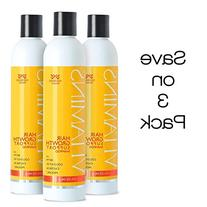 Vitamins Biotin Shampoo - Advanced Therapy to Stop Thinning