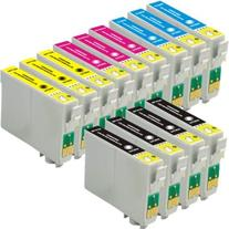 Vivamart Remanufactured Ink Cartridges Replacement for EPSON