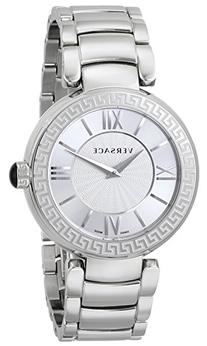 Versace Women's VNC030014 Leda Stainless Steel Watch