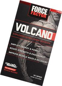 VolcaNO Pre-Workout Nitric Oxide Booster with Creatine,