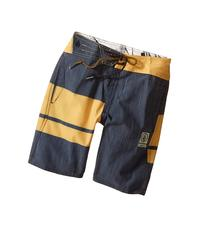 Volcom Kids - 3 Quarta Slinger Boardshorts   Boy's Swimwear