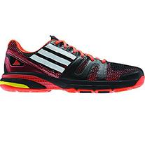 Adidas Volley Light Womens Volleyball Shoe 11 Red-White-