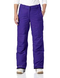 Columbia Women's High Volt II Pant, White, X-Small