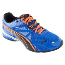Junior`s Voltaic 5 Running Shoes Blue and Black