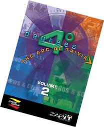 4 Degrees Volume Arc of Trivia