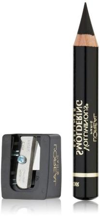 L'Oreal Paris Voluminous Smoldering Liner, 645 Black,  0.09
