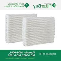 Vornado MD1-0001, MD1-0002, MD1-1002 Humidifier Wick Filter