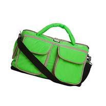 7AM Enfant Voyage Diaper Bag, Neon Green, Small