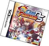 SNK Vs Capcom Card Fighters - Nintendo DS