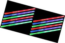 Set of 12 VT Flashing LED Solid Light Up Party Favor Toy
