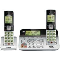 VTECH VTCS6859-2 DECT 6.0 Duplex Handset/Base Speakerphone