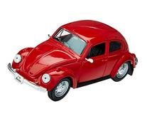 VW beetle, red, 1973, Model Car, Ready-made, Maisto 1:24