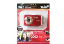 Vivitar 10.1 MP HD Digital Camera - Style and Color may vary