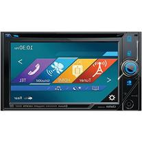 Clarion VX405 2-Din DVD Multimedia Station with 6-Inch Touch