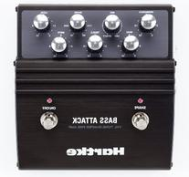 Hartke VXL Bass Attack Pre-Amp/Direct Box