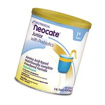 Neocate Jr w/ Prebiotic Fiber Vanilla 14.1 oz Case of 4
