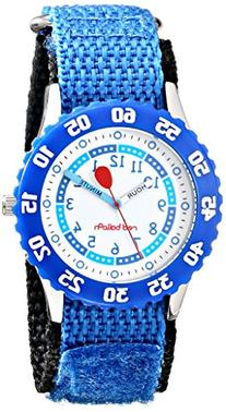 "Red Balloon Kids' W000181 ""Time Teacher"" Stainless Steel"