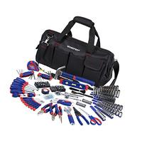 WORKPRO W009037A Home Repair Hand Tool Kit Basic Household