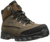 Wolverine Men's W05103 Spencer Boot, Brown/Black, 8 M US