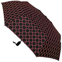 RainStoppers W072 Open Auto Close Mini Arc Umbrella with