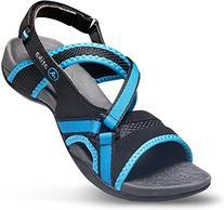 AT-W106-KB_250 Women 8 D Atika Women's Sport Sandals Trail