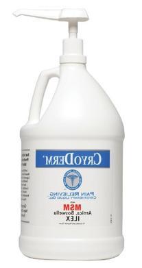 Cryoderm Cold Gel Gallon