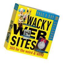 Wacky Websites Page-A-Day Calendar 2009